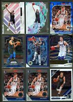 2019-20 Luka Doncic SP Color Lot. Prizm, Status Tmall. Optic, 2nd year. 9 cards