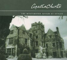 THE MYSTERIOUS AFFAIR AT STYLES by Agatha Christie ~ Three-CD Audiobook