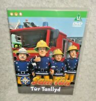 Sam Tan - Twr Tanllyd (DVD, 2010) Welsh Version Of Fireman Sam