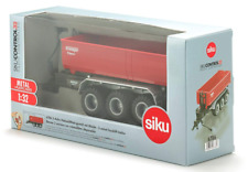 SIKU Control 6786 - 3-axis Hook Lift Frame With Dump Truck Scale 1 32