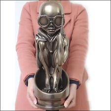 "17.7"" H.R.Giger Classic AVP Birth Machine Baby Bullet Statue Handmade Resin Deco"