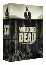 The Walking Dead: The Complete Season 1-6 (Box Set (Slimline Version)) [DVD]