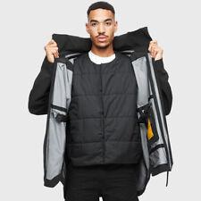 $300 new ADIDAS MYSHELTER 3 in 1 RAIN PARKA men's XL black jacket outdoor coat