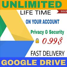 UNLIMITED GOOGLE TEAM DRIVE FOR YOUR EXISTING ACCOUNT BUY 1 GET 1 FREE G SUITE