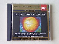 Wagner Der Ring Des Nibelungen Highlights Bernard Haitink EMI CDC 7546332