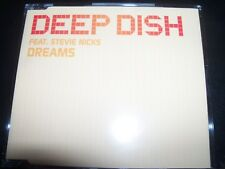 Deep Dish Dreams Ft Stevie Nicks (Fleetwood Mac) Au Remixes CD Single – Like New