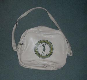 Vintage 1978 Colgate Far East Women's Invitational LPGA Carry Bag Golf Tourney
