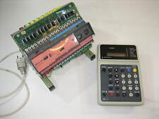 Klöckner Moeller Steuerung PS3 + Programmierkonsole PRG 3  . (Anlagensteuerung)