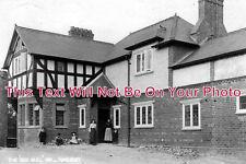 CH 401 - The Red Bull Inn, Kingsley, Frodsham, Cheshire c1906 - 6x4 Photo