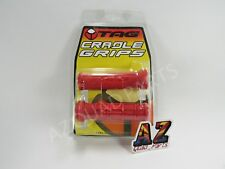 Tag ATV Handlebar Grips Red Can Am DS450 DS 650 DS 450 650 Renegade Outlander