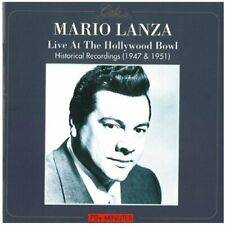Mario Lanza - Live Hollywood Bowl (Album) (2013)