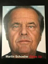 SEALED Close Up Martin Schoeller Book Celebrity Portrait Photography Nicholson