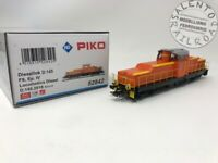 PIKO 52842 locomotiva diesel D145 2018 FS Milano Sm.TO DCC SOUND