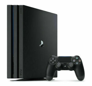 Sony PlayStation 4 PS4 Pro 1TB 4K Console - Black - 6 MONTH WARRANTY!!!!