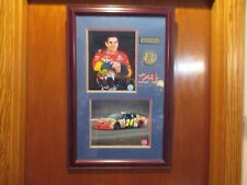 Jeff Gordon Print Legends of Racing Double Matted Mint Condition  Print!!!
