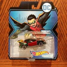 Robin 2.0T - DC Universe Character Cars - Hot Wheels (2019)
