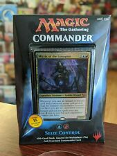 ---N//M Japanese 1 x MTG Commander 2015 Set of All 5 Decks Factory Sealed