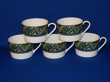 CHRISTOPHER STUART CHINA AUTUMN HARVEST 5 CUPS ONLY