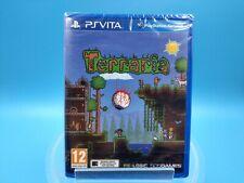 jeu video sony ps vita neuf EUR terraria