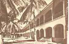 Acapulco Mexico Hotel Las Hamacas Postcard 1943