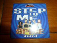SPICE GIRLS - STEP TO ME  ( CD PROMO SINGLE )