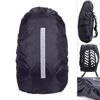 20-45L Rucksack Regenschutz Raincover Schulranzen Regenhülle Schutz für Backpack
