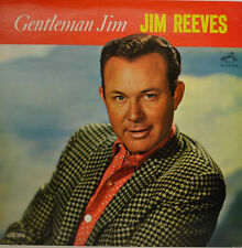 """JIM REEVES - GENTLEMAN JIM - L/MIN LIVING STÉRÉO LSP-2605 12"""" LP (X 165)"""