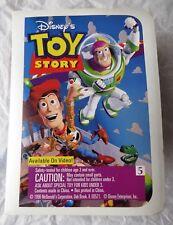 Toy Story Vintage 1996 McDonald's Happy Meal Toy Woody Disney Pixar