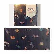 Kids Laura Ashley Pets Blackout Curtains W135 X L137cm Animals RRP£80 Girls Boys