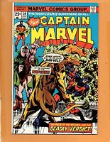 Captain Marvel #39 Watcher  FV