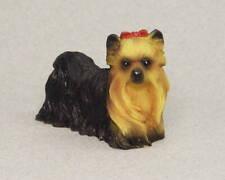 Heidi Ott Miniature Animal 1:12 Scale Pet Dog Puppy Yorkshire Terrier #Xz517