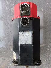 Fanuc AC Servo Motor CNC Alpha M9/3000 A06B-0163-B075 #7000