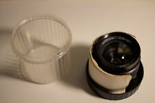 Mir-1 Mir-1A Mir-1B MNP-1Ш 37mm f2.8 M42 Lens w/Case Instructions EXTREMELY RARE