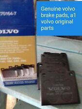GENUINE VOLVO REAR BRAKE PADS 270164  for 240, 260, 140, 160, 1800, Girling sys