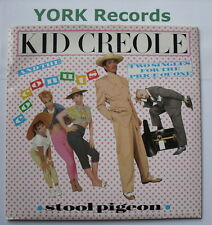 """KID CREOLE & THE COCONUTS - Stool Pigeon *DOUBLE PACK* - Ex 7"""" Single DWIP 6973"""