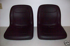 TWO (2) HIGH BACK BLACK SEATS FOR ARCTIC CAT PROWLER  REPLACES OEM# 1506-925 #MM