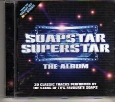 (CR708) Soapstar Superstar, The Album - 2006 CD