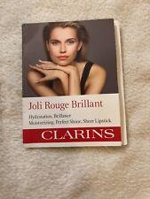 CLARINS Holi Rouge  3*0,25g Brillant 13/cherry 25/blossom 29/tea