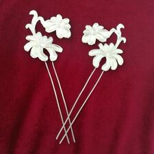 Retro classic hair accessory hand Miao silver dragonfly butterfly hairpin 1piece