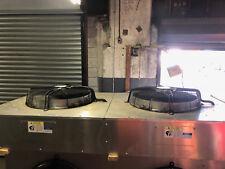 2013 Liebert 2 Fan Condenser MCM080E8YDA390 208/230v 10 Ton