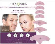 SilcSkin Eye Patch Reduce Wrinkle Filler Reusable Face Pads Anti-Aging Products