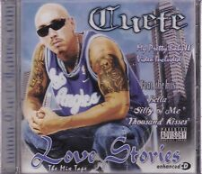 Lil Cuete Love stories The Mix Tape CD New Sealed