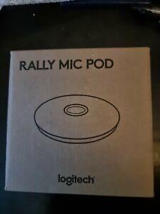 Logitech UC 989-000430 Microphone Rally Mic Pod 989000430