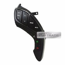 OEM Black Steering Control Bluetooth Switch LH For HYUNDAI 13-17 Elantra GT i30