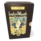 Evelyn Waugh Box Set Of 6 Vintage 1978 Satire Novels — Penguin Books