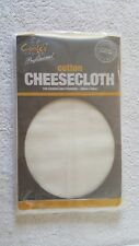 PROFESSIONAL CHEESECLOTH,Large,100% Cotton,Cook,Strain,DIY,Homebrew,Polish,Clean