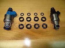 Fuel Injector Seal / O-Ring Kit for DSM Blue & Black Top 450cc Fuel Injectors