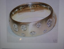 Sternenhimmelring 12 BRILLANTEN 0,58 carat Ring 585 Gold Alle Ringgrößen