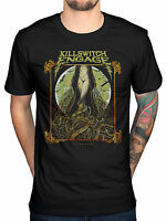 Killswitch Engage Lady And The Snake Incarnate Men's T-Shirt Black