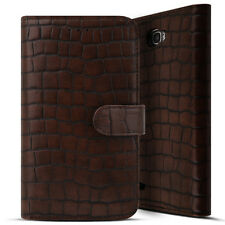 Xenia Genuine Leather Case Galaxy Note 4 Case Galaxy Note Edge Case Wallet Case
